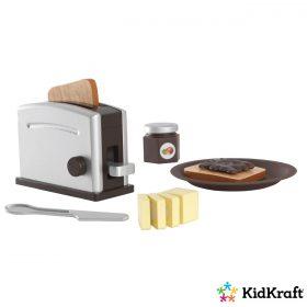 لعبة التوستر KidKraft -Toaster Set - بني