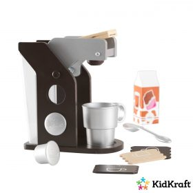مجموعة القهوة للأطفال KidKraft - Coffee Set - بني