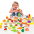 مجموعة ألعاب الطعام KidKraft - 65 Piece Food Set