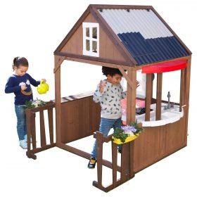 بيت اللعب للأطفال KidKraft - Ryan's World Outdoor Playhouse
