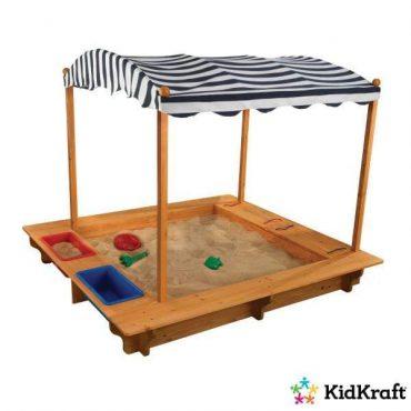 لعبة صندوق الرمل KidKraft - Outdoor Sandbox
