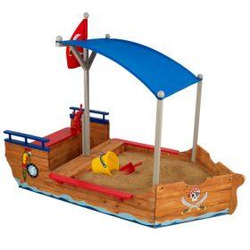 لعبة قارب الرمل KidKraft - Pirate Sandboat