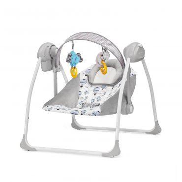 Kinderkraft  كرسي الألعاب للرضع baby rocker  FLO mint