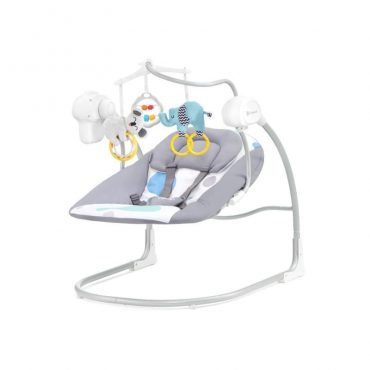 Kinderkraft baby كرسي الألعاب للرضع rocker  MINKY mint