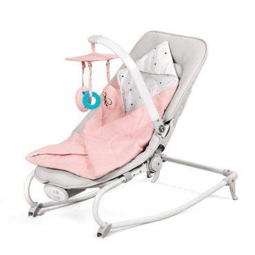 Kinderkraft كرسي الإسترخاء FELIO pink