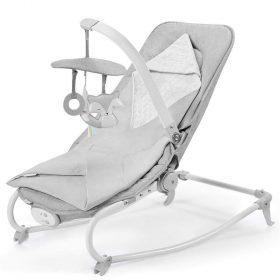 Kinderkraft كرسي الإسترخاء FELIO stone grey 2020