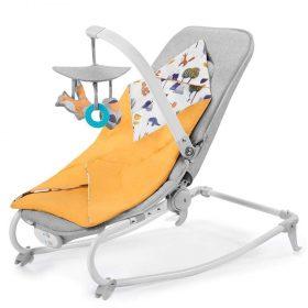 Kinderkraft كرسي الإسترخاء FELIO forest yellow 2020