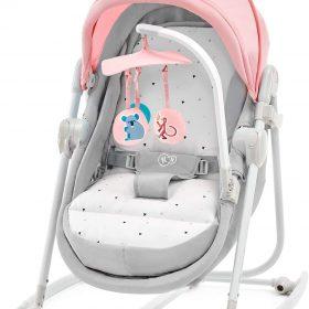 Kinderkraft كرسي قابل للطي 5IN1 UNIMO pink