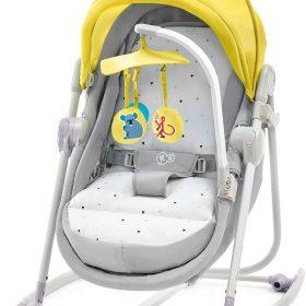 Kinderkraft كرسي قابل للطي 5IN1 UNIMO forest yellow 2020