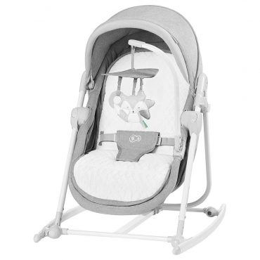 Kinderkraft كرسي أطفال 5IN1 UNIMO stone grey 2020