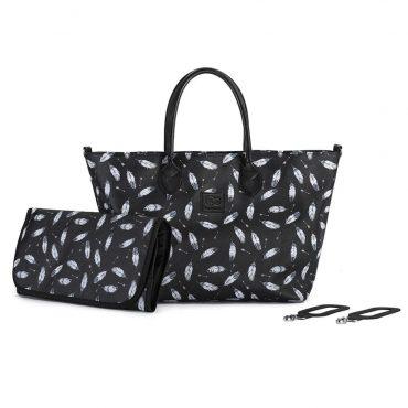Kinderkraft حقيبة MOMMY BAG black