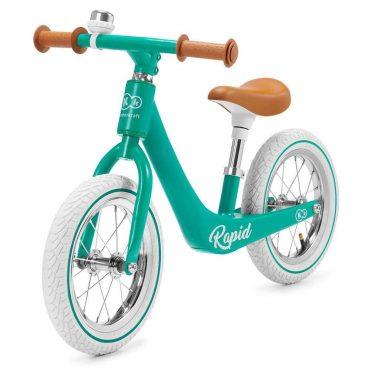 Kinderkraft Balance دراجة  RAPID Midnight Green