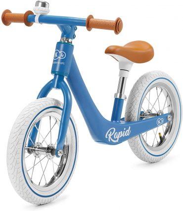 Kinderkraft Balance دراجة 2WAY next turquoise z akcesoriami