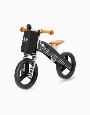 Kinderkraft Balance دراجة Runner Vintage black with accessories