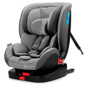 Kinderkraft مقعد سيارة للأطفال VADO with ISOFIX system grey
