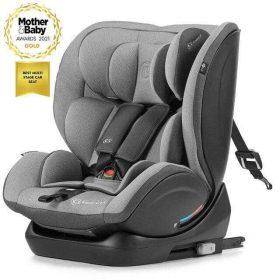 Kinderkraft مقعد سيارة للأطفال MYWAY with ISOFIX system grey