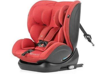 Kinderkraft مقعد سيارة للأطفال MYWAY with ISOFIX system red