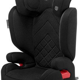 Kinderkraft مقعد سيارة للأطفال XPAND black with ISOFIX system
