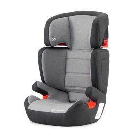 Kinderkraft مقعد سيارة للأطفال Junior Fix black/ grey with ISOFIX system