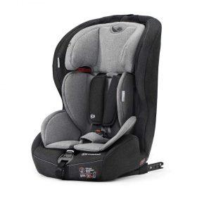 Kinderkraft مقعد سيارة للأطفال SAFETY-FIX black/gray  with ISOFIX system
