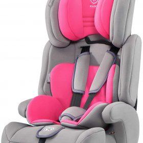 Kinderkraft مقعد سيارة للأطفال Comfort Up pink