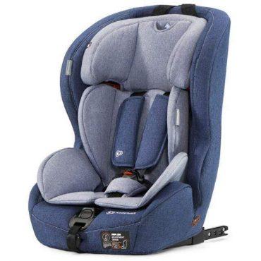 Kinderkraft مقعد سيارة للأطفال with ISOFIX system FIX2GO navy