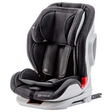 Kinderkraft مقعد سيارة للأطفال ONETO3 with ISOFIX system black/gray