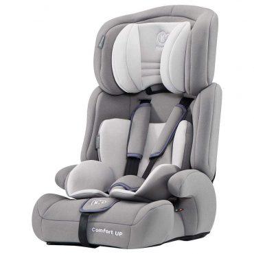 Kinderkraft مقعد سيارة للأطفال Comfort Up grey