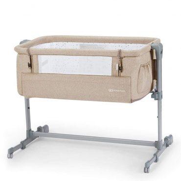Kinderkraft سرير أطفال Baby cot Neste UP beige