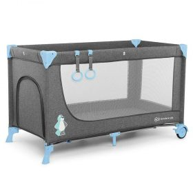 Kinderkraft سرير أطفال Joy BLUE