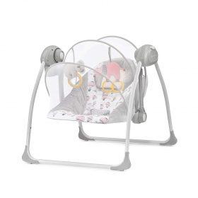 Kinderkraft كرسي الألعاب للرضع baby rocker  FLO pink