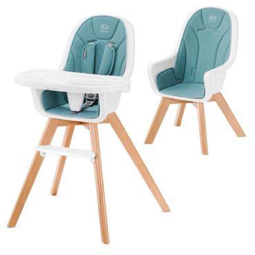 Kinderkraft كرسي أطفال 2in1 TIXI turquoise