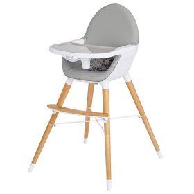 Kinderkraft كرسي أطفال FINI grey leg