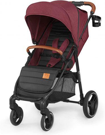 Kinderkraft عربة GRANDE 2020 burgundy