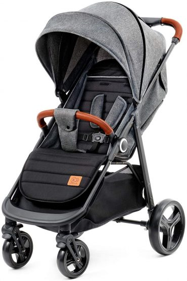 Kinderkraft عربة GRANDE 2020 grey