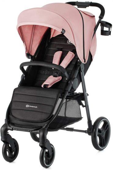 Kinderkraft عربة GRANDE City pink