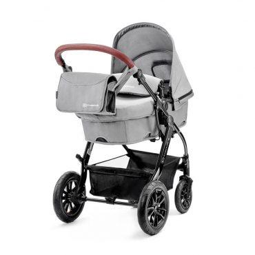 Kinderkraft Multipurpose عربة 3in1 MOOV Grey