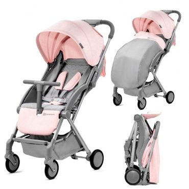 Kinderkraft عربة PILOT pink