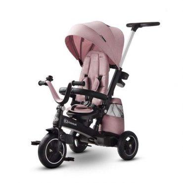 Kinderkraft دراجة ثلاثية العجلات EASYTWIST mauvelous pink