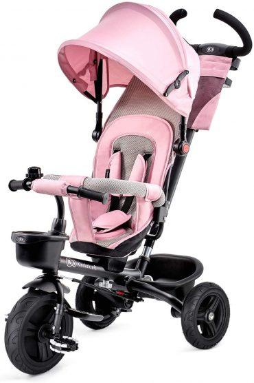 Kinderkraft دراجة ثلاثية العجلات AVEO pink