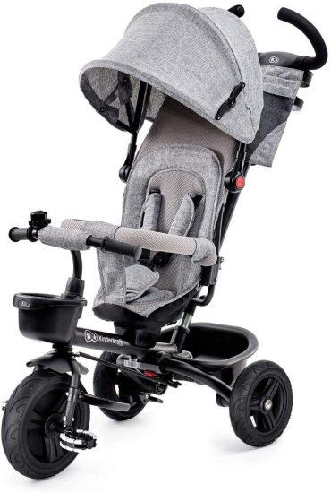 Kinderkraft دراجة ثلاثية العجلات AVEO gray