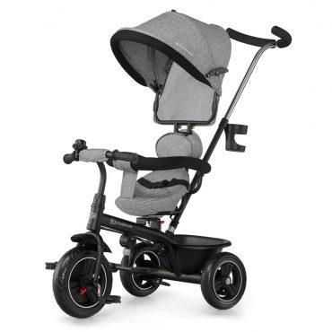 Kinderkraft دراجة ثلاثية العجلات FREEWAY gray melange