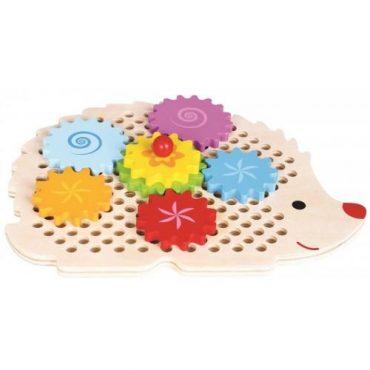 لعبة Lelin - Hedgehog Gear Wheel