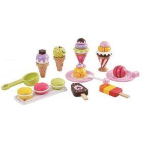 لعبة Lelin - Ice Cream Selection