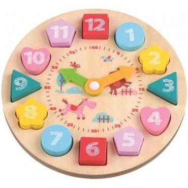 لعبة Lelin - Learning Clock