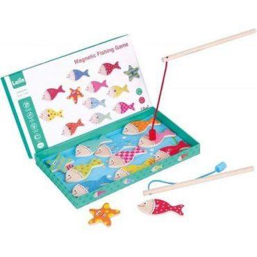 لعبة Lelin - Magnetic Fishing Game