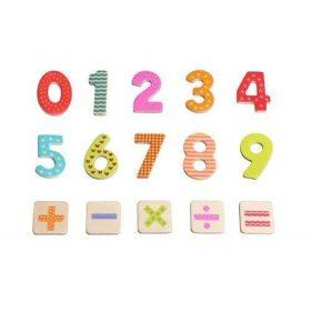 لعبة Lelin - Magnetic Number (60 pcs)