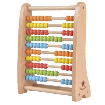 لعبة العداد للأطفال Lelin - My First Abacus