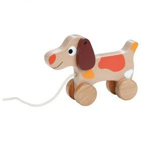 لعبة الكلب الصغير Lelin - Pull Along - Doggy