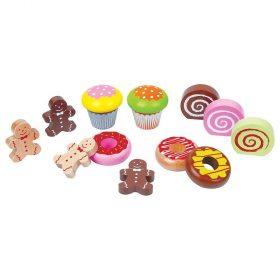 لعبة الكيك Lelin - Cake Selection 12 pcs